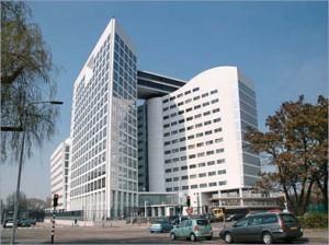 ICC in The Hague. Credit: Hague Justice Portal