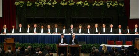 Judges of the International Criminal Court