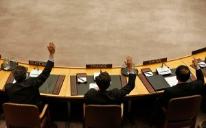 The UN Security Council will nominate a candidate for Secretary General for approval by the General Assembly Photo credit: Brendan McDermid/Reuters