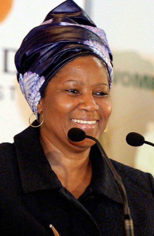Ms. Phumzile Mlambo-Ngcuka, the new Executive Director of UN Women