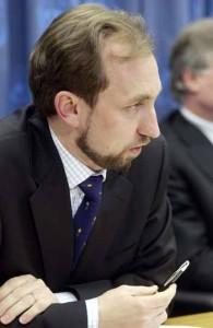 Jordan's Permanent Representative to the UN Prince Zeid Ra'ad Zeid Al-Hussein