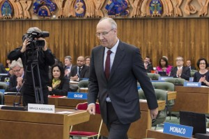 Gurry appointed for second term at WIPO (Photo: WIPO)