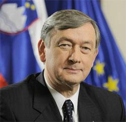Danilo Türk, former President of Slovenia