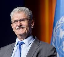Mogens Lykketoft, Presiden to the UN General Assembly (UN Photo/Mark Garten)